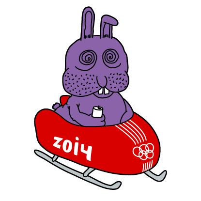 Альтернативный персонаж Олимпийских игр Сочи 2014