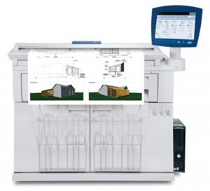 Инженерная система Xerox 6604 с контроллером FreeFlow Accxes Print Server