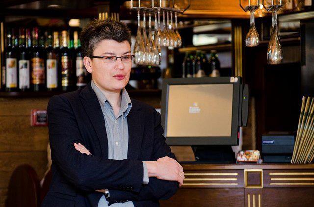 Денис Яхно -  Ресторанный бизнес