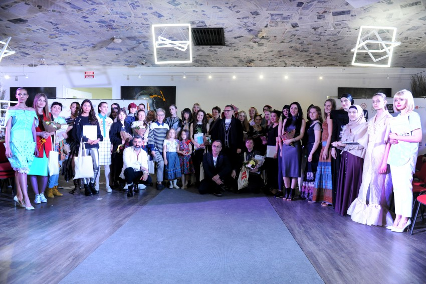 Конкурс молодых дизайнеров Стиль Сочи, Sochi Style, модельное агентство Ivanova First Model, СИМБиП