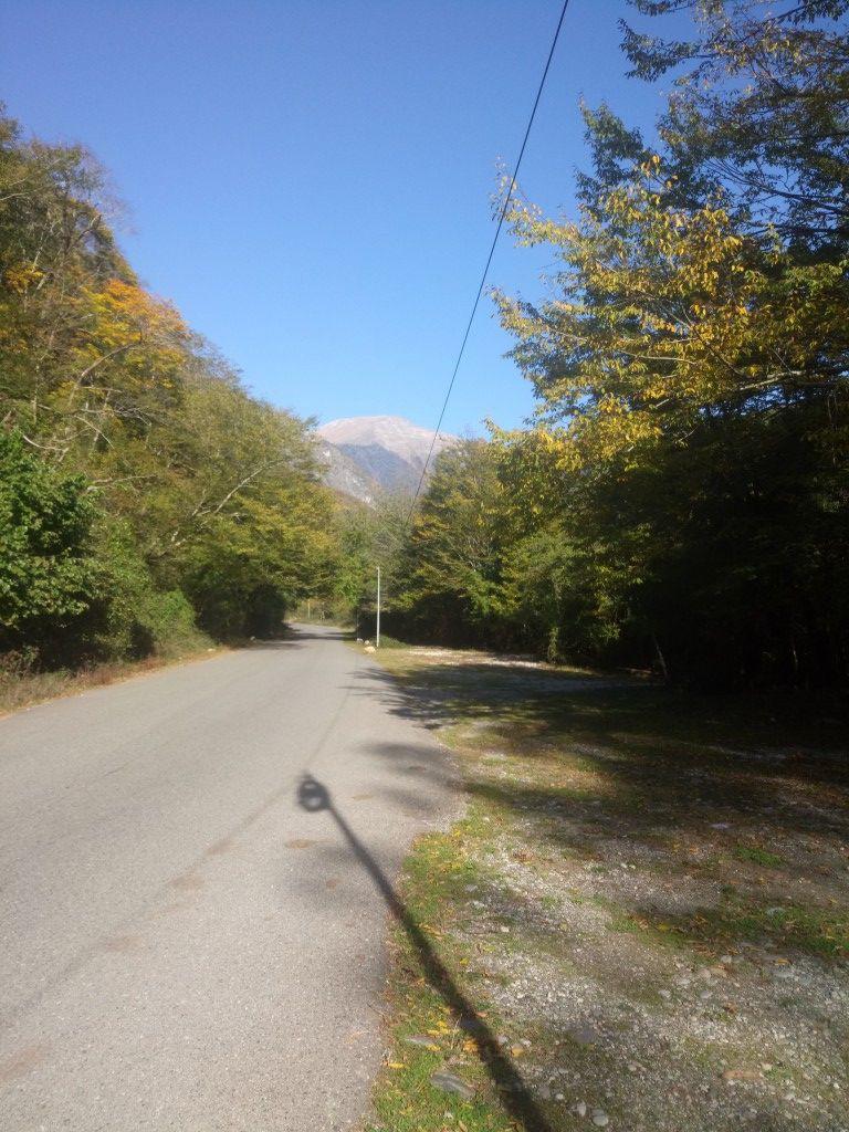 Абхазия страна души