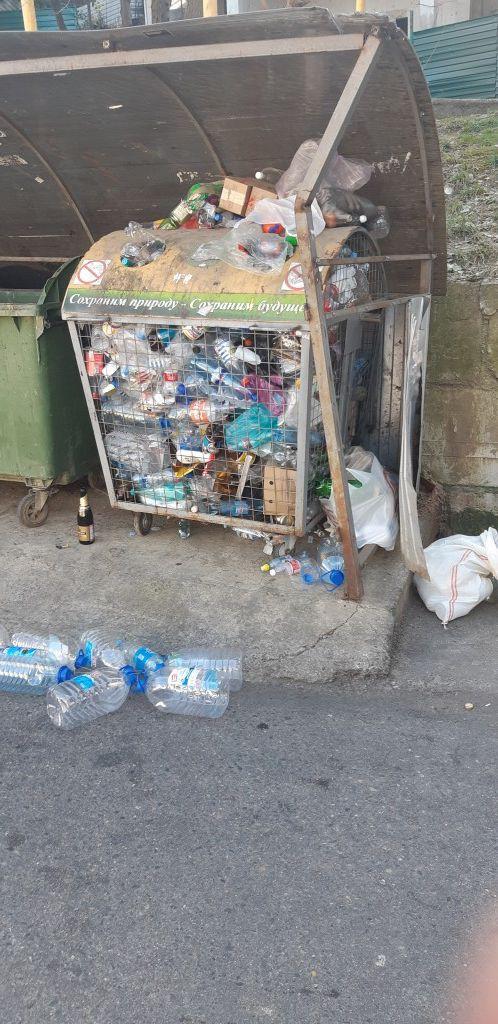 О раздельном сборе мусора и компании Крайжилкомресурс