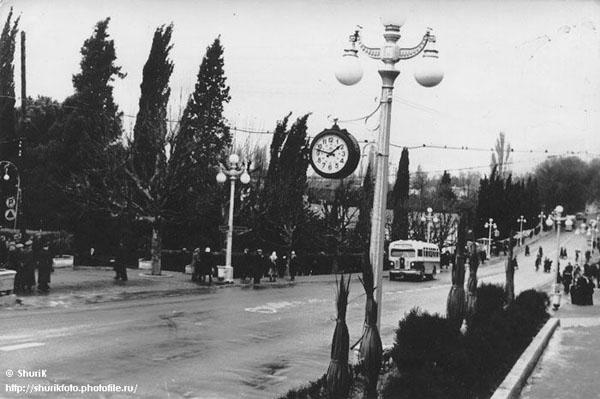 Часы в Сочи