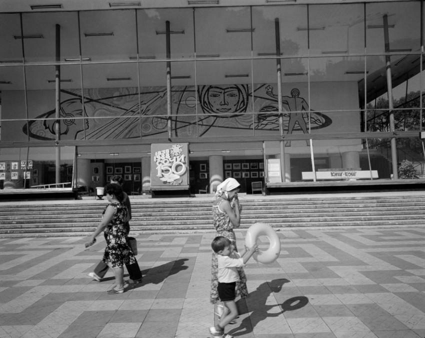 Сочи в 1988 году