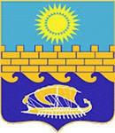 герб Анапы ))