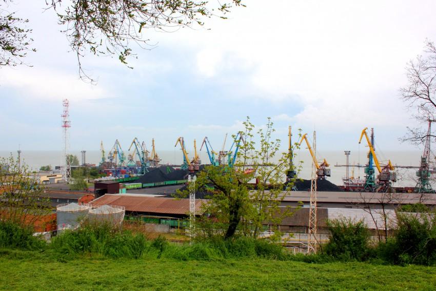 Таганрогский порт