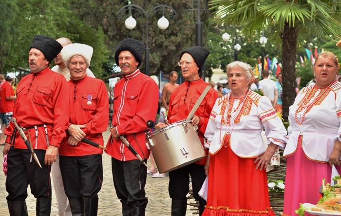 коренные местные жители кубани Альпика