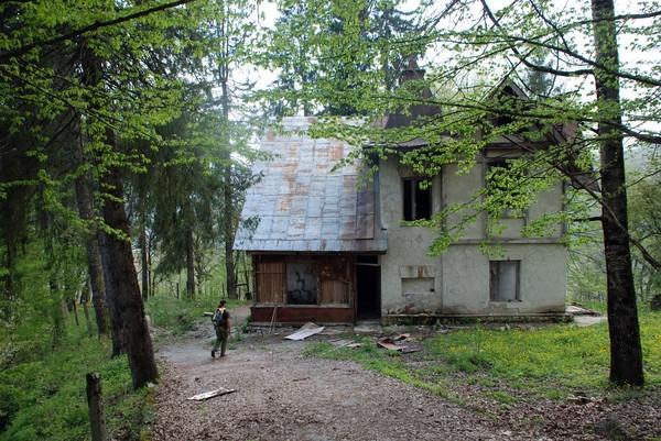 Царский Домик в поселке Красная Поляна, г.Сочи