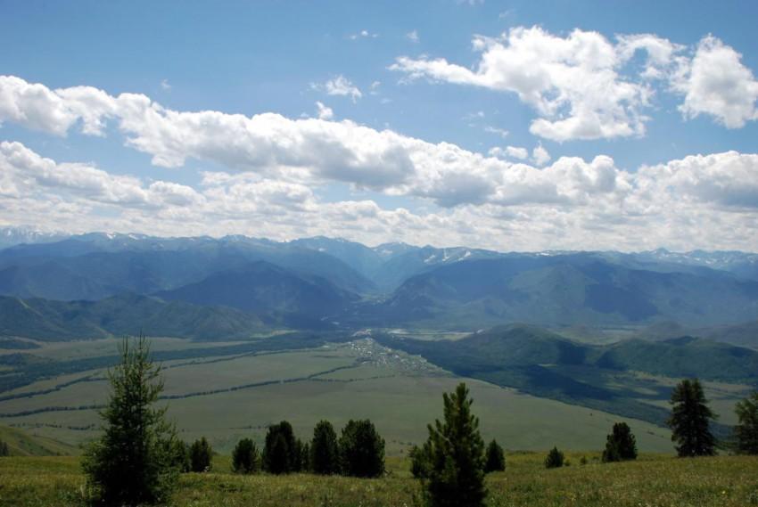 Катандинская долина