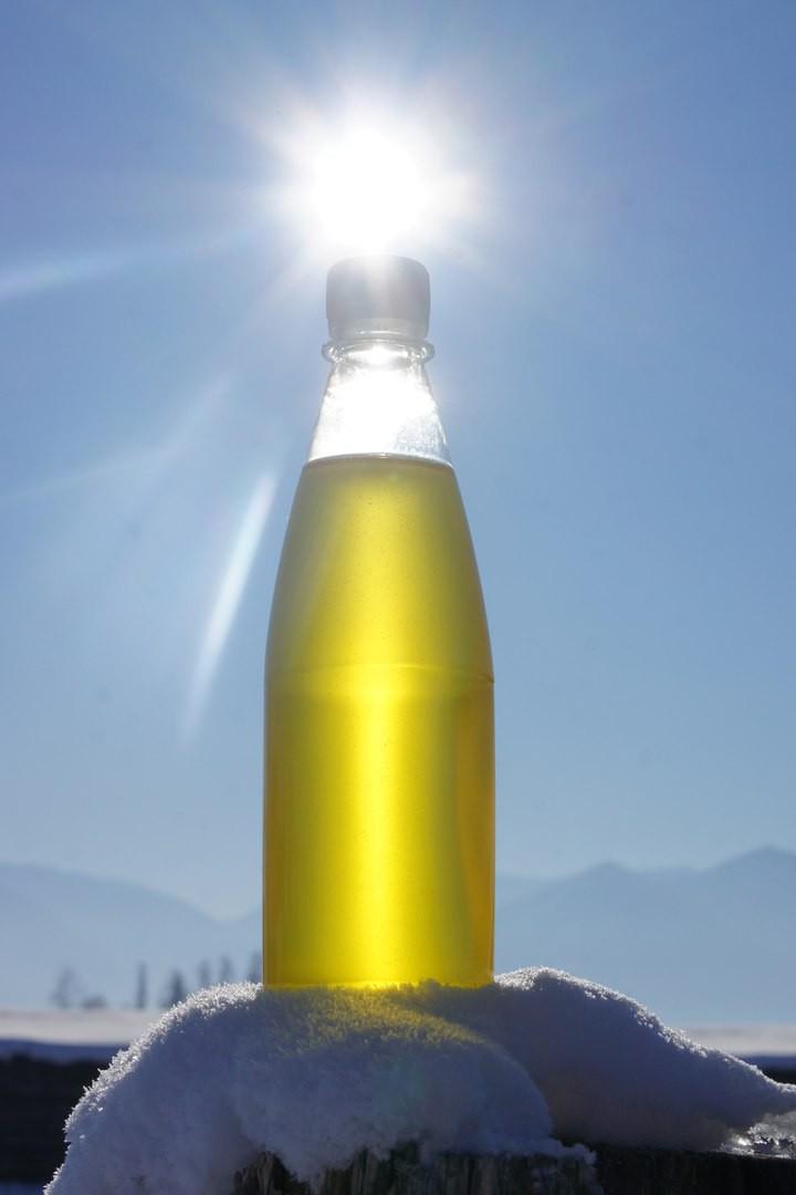 подсолнечное масло холодного отжима