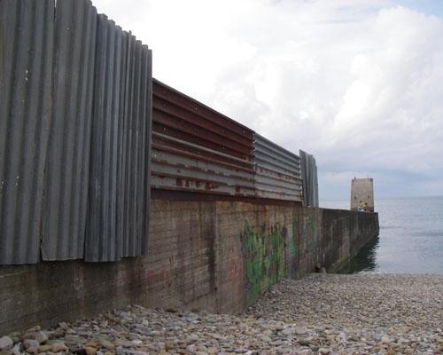 Забор Фазотрона