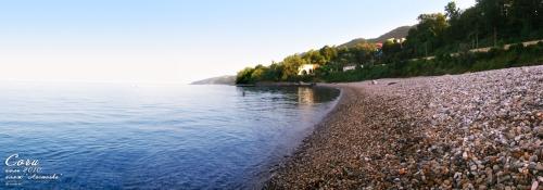 пляж Ласточка панорама увеличить