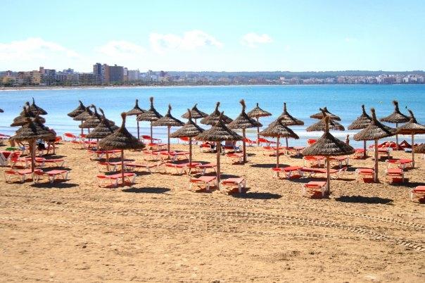 Майорка пляж