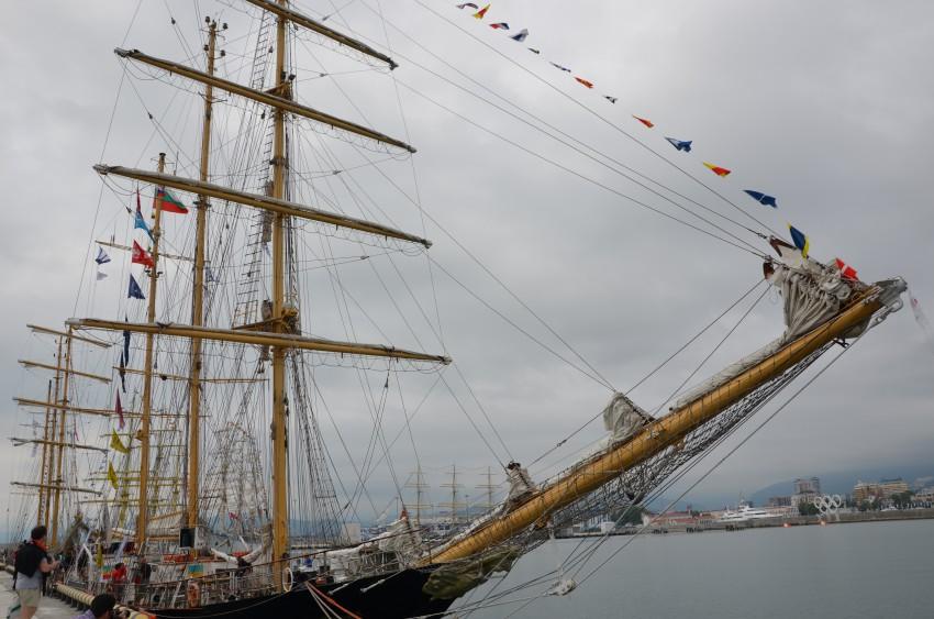 Черноморская регата: Kaliakra