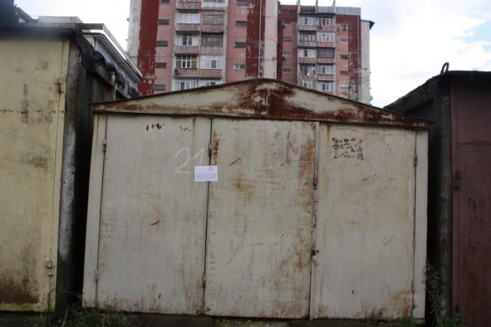 незаконные гаражи в Сочи