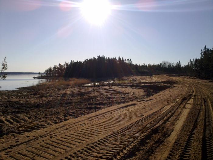 Залив, Финский.