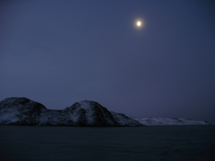Day of polar night