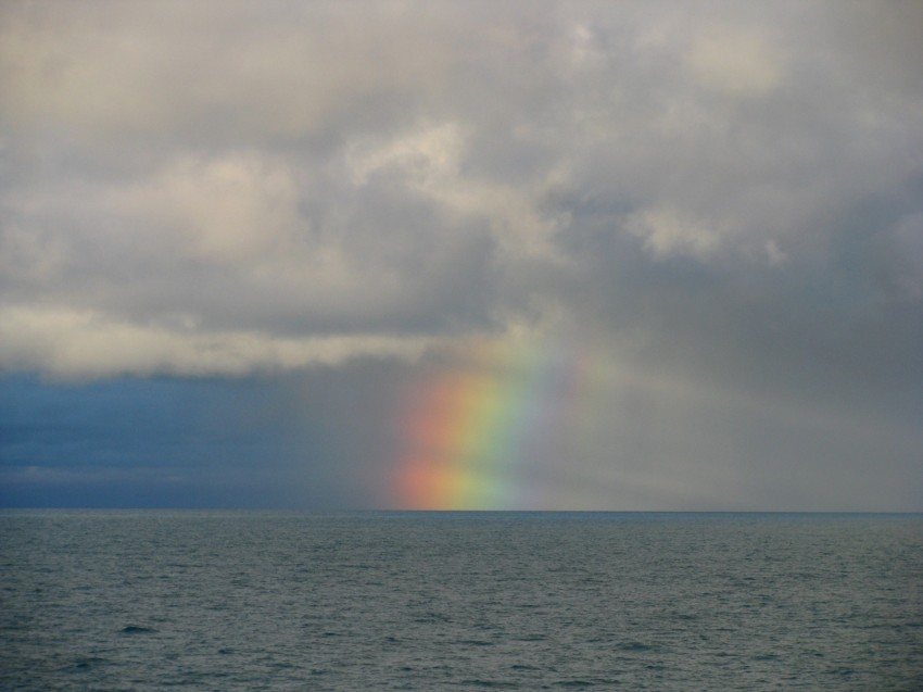 Marine rainbow