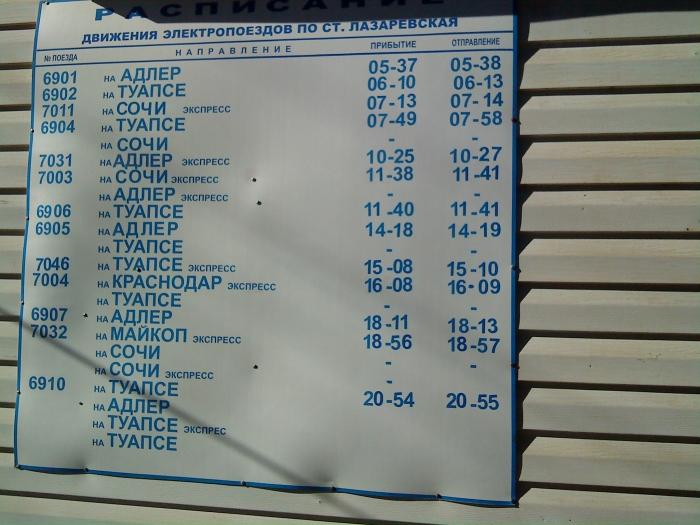 Автобус краснодар лазаревское расписание цена