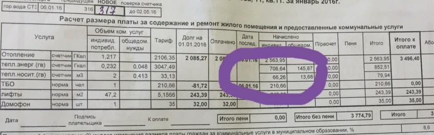 Стоимость куба воды в сочи 2019