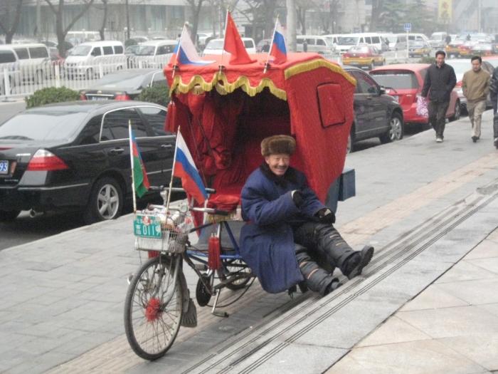 китайский любитель России