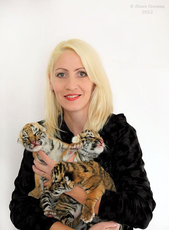 Тигрята приёмыши в Сочи Ba577e2a8f