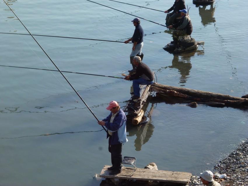 рыболовные места в сочи