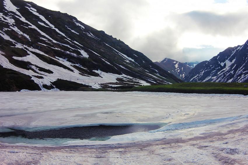 Озеро Дзитаку