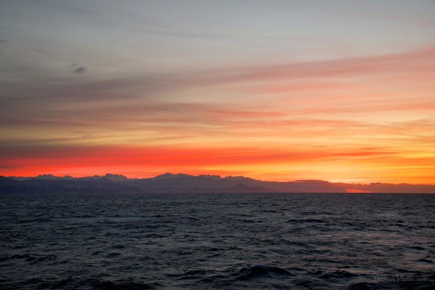 Утро на Чёрным морем