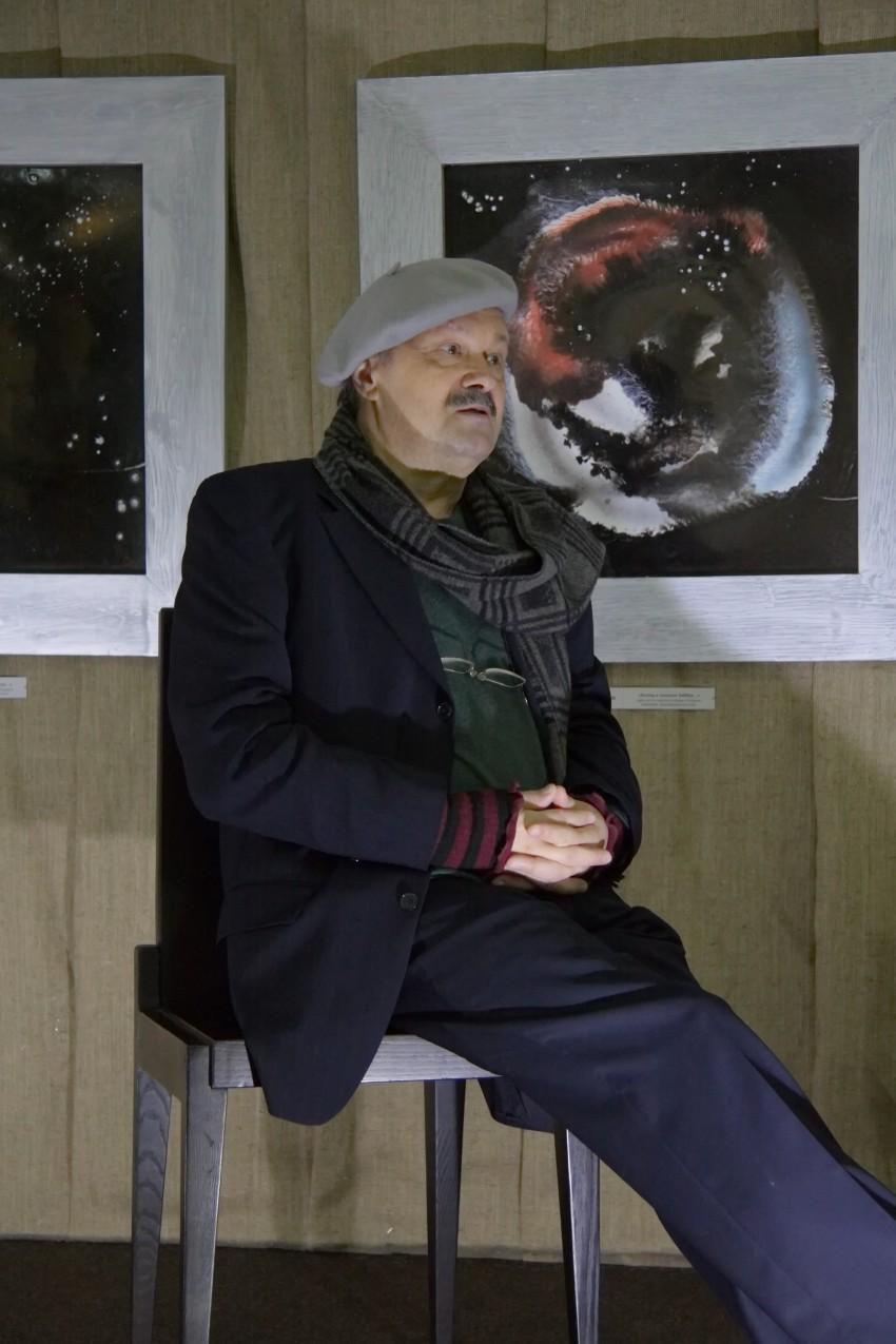 Новиков Юрий Михайлович