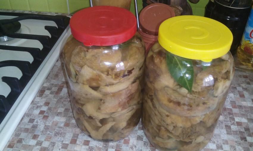 Рецепт соления груздей на зиму с фото