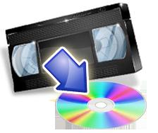 перезапись видео с кассеты на диск в сочи