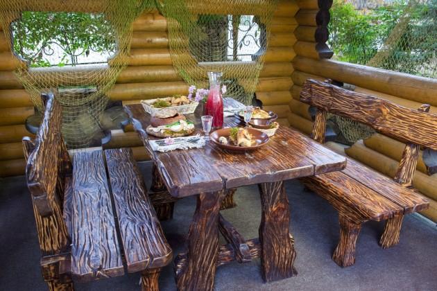 Загородный ресторан Кон Коронель