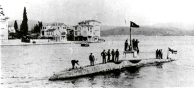 подводная лодка у берегов сочи