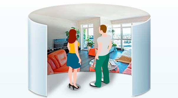 аренда жилья в Сочи, недвижимость в аренду, снять квартиру в Сочи, аренда квартиры в Сочи, объявления  с 3d-туром