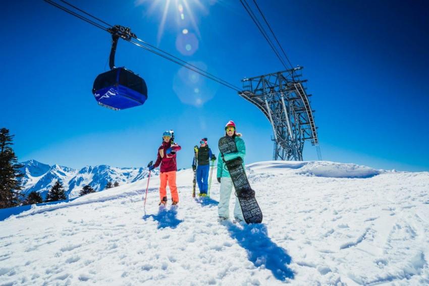 ски-пассы ГТЦ Газпром