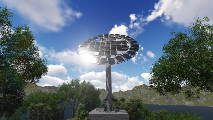 Фотоэлектрические солнечные системы