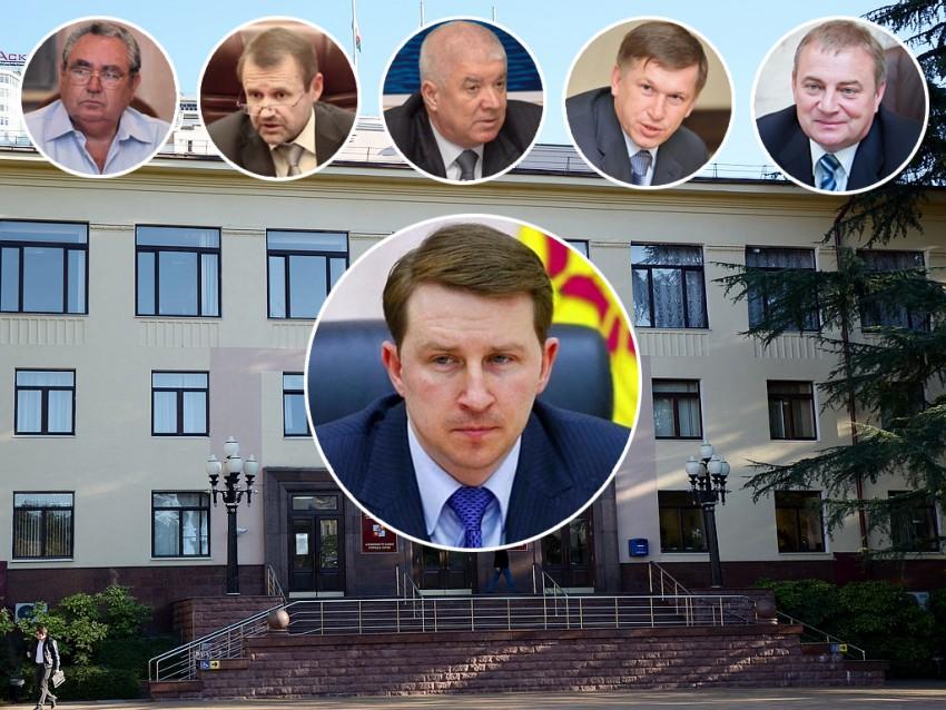 Выборы Сочи, Мэр Сочи, Алексей Копайгородский