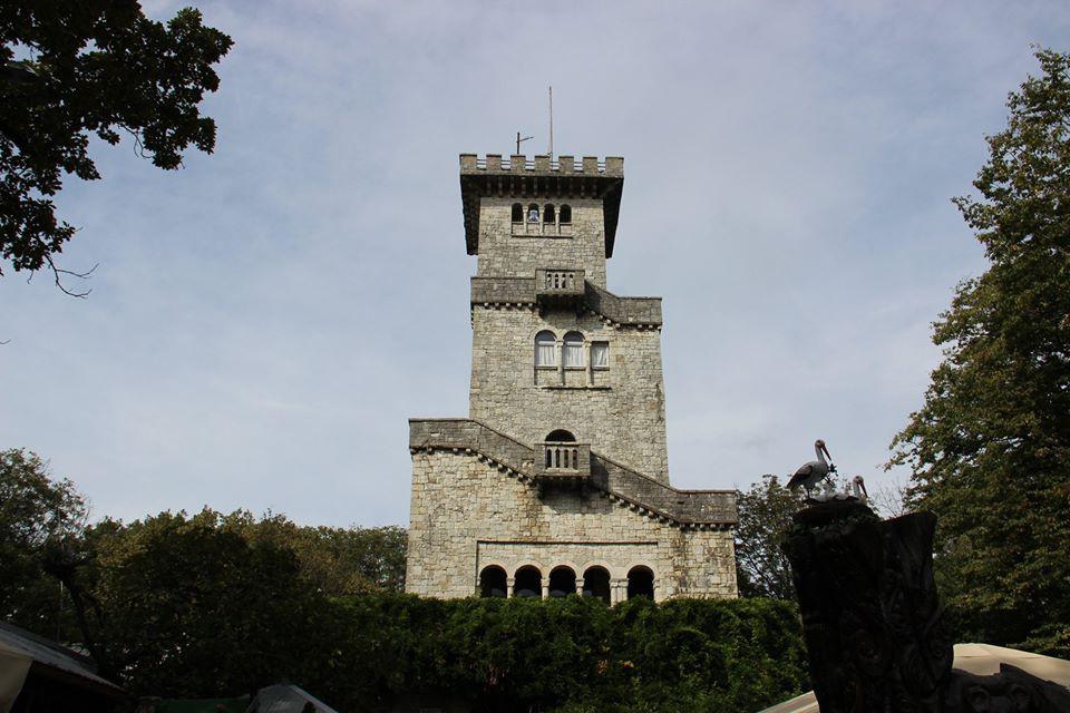 Открыть башню Ахун планируют к новому туристическому сезону