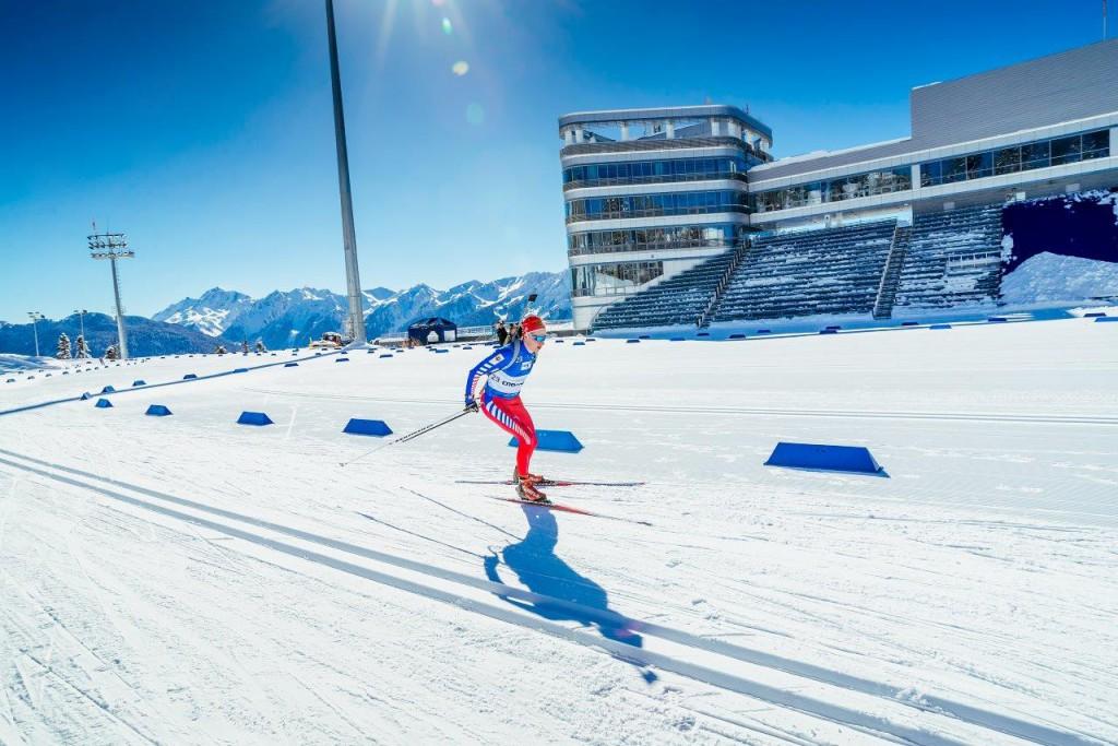 Мастер спорта по лыжным гонкам Алексей Барышников проведет открытые тренировки на курорте Газпром