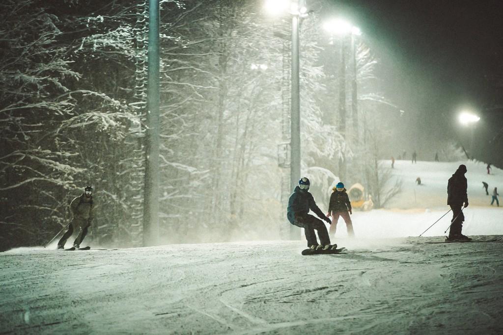Вечернее катание на Курорте Красная Поляна станет ежедневным