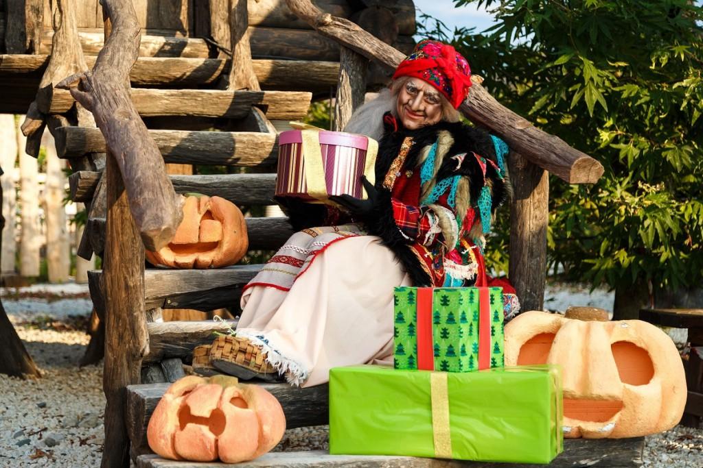 В Сочи Парке отметят День Рождения Бабы Яги