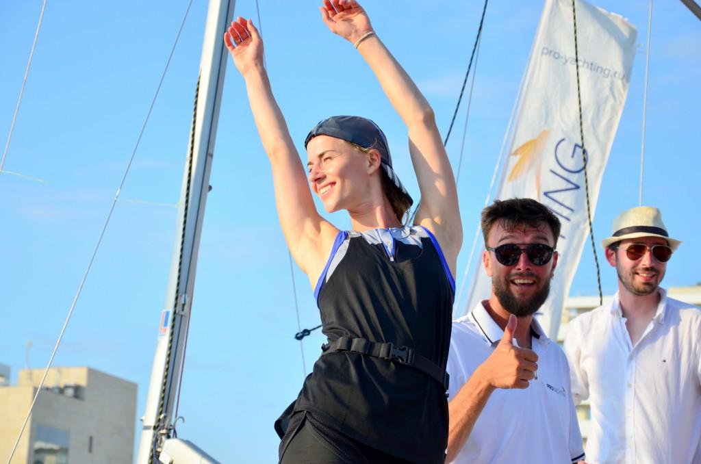 На курорте «Имеретинский» стартует летняя серия регат от PROyachting