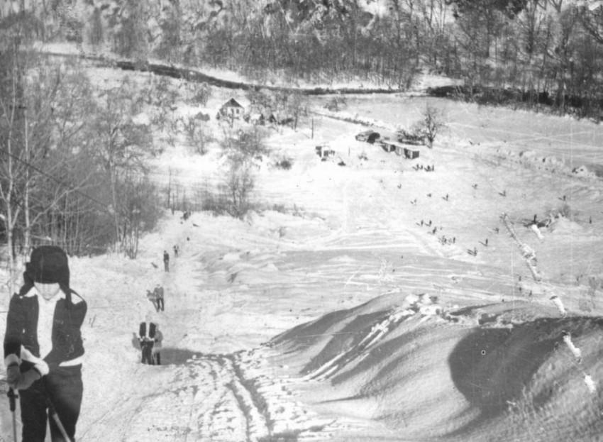 Зима 1969 - 1975 гг.