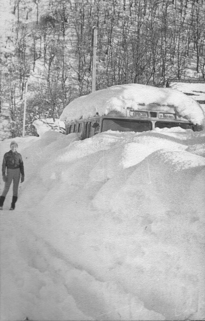 Зима 1976 г.