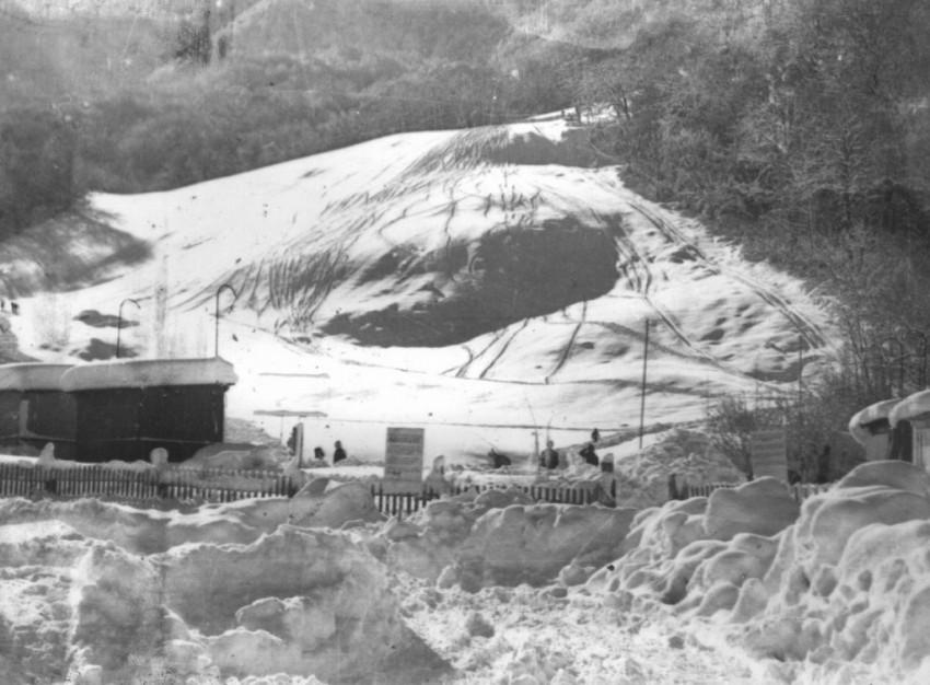 Зима 1969-1975 гг.