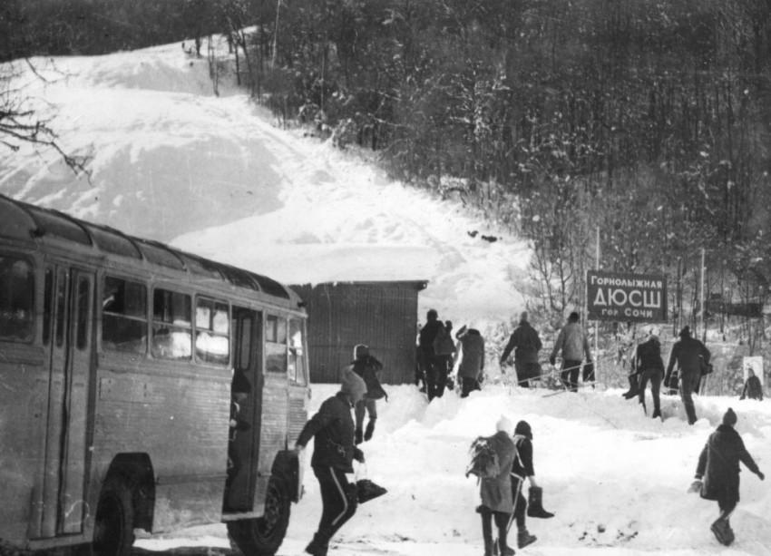Зима 1969-1976 гг.