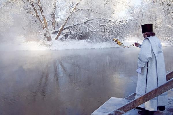 крещение в Сочи