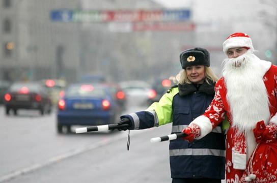 Картинки милиция и новый год