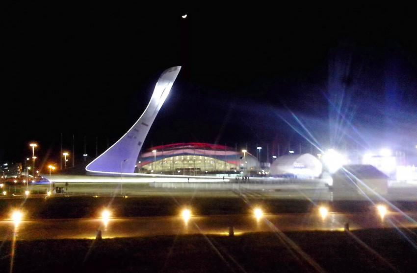 олимпийское сердце Сочи